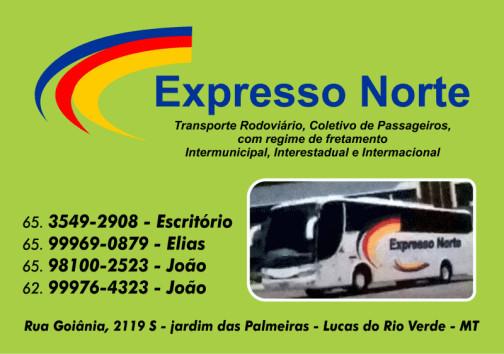 EXPRESSO NORTE TRANSPORTES