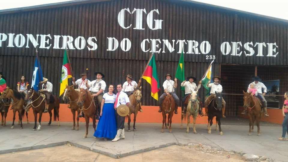 CTG Pioneiros do Centro Oeste