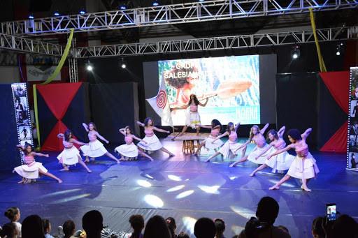Festival de Dança - Tema Cinema