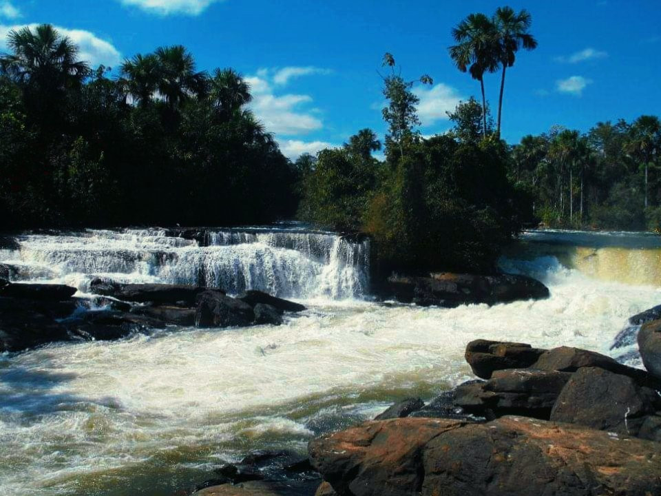 Cachoeira Salto Maciel